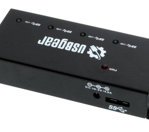 USB 3.0 Micro-B Port and 5V power image