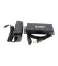 4 Port USB 3.0 Mini High Power Metal Hub Package