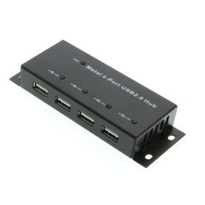 USB 2.0 4-Port mini high speed hub