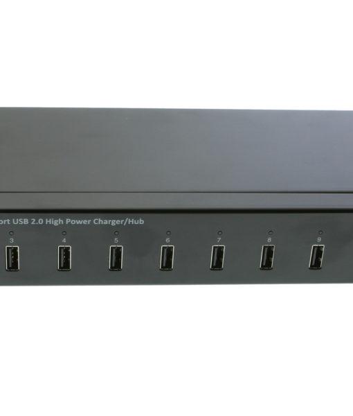 USBG-10XU1 Charger Hub Ports