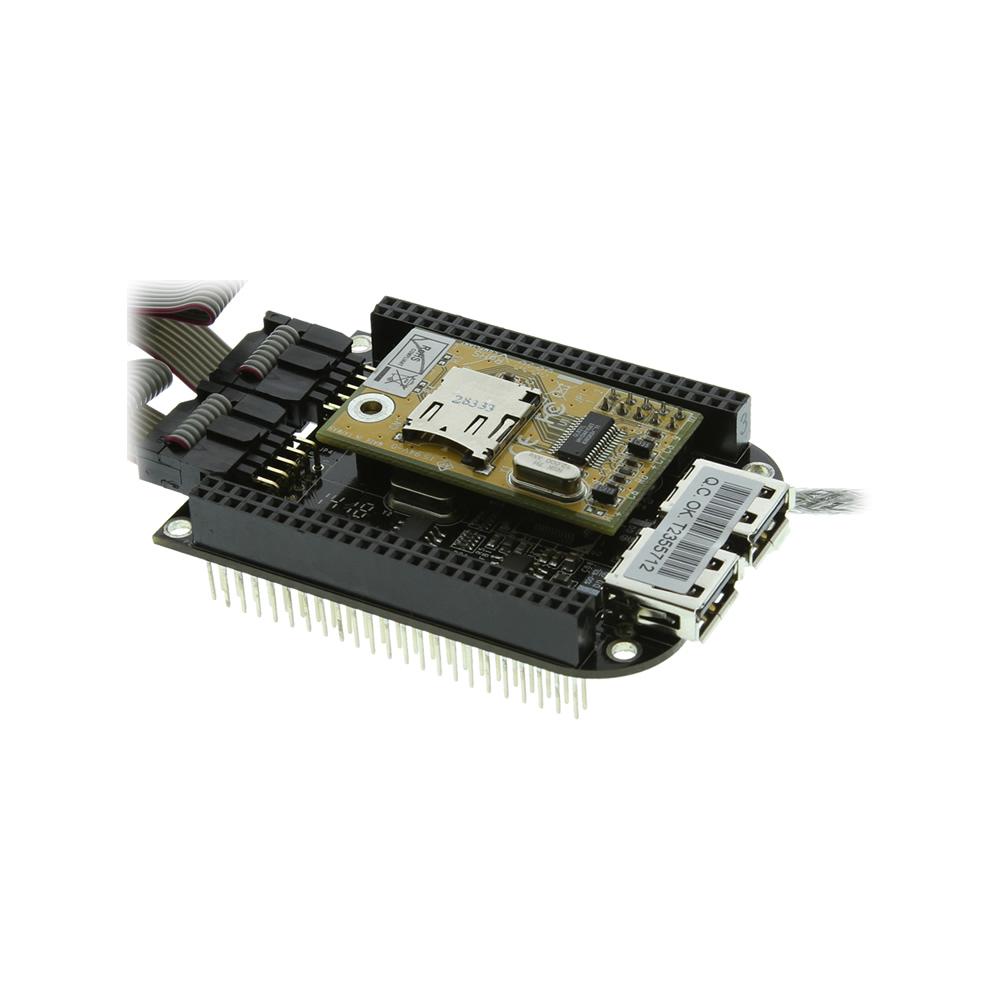 Coolgear Beagle Bone Black Expansion Cape with USB RS232 I//O Module