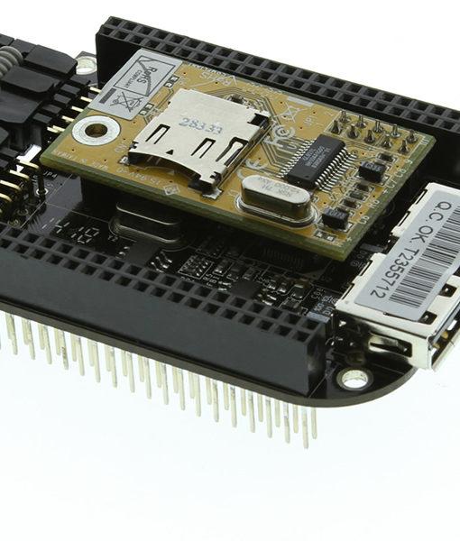 USB ports for BeagleBone I/O Cape