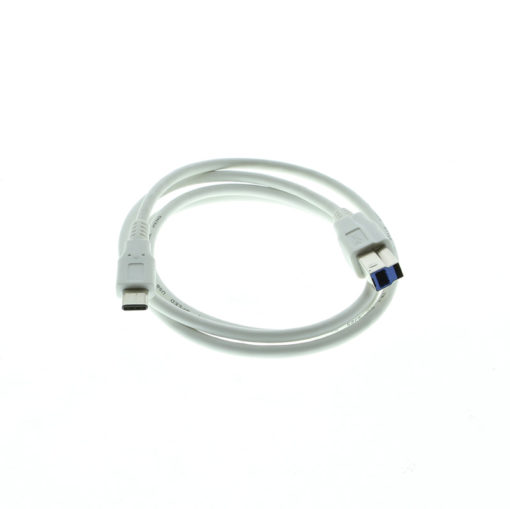 USB 3.1 Gen 1 Type-C to B Male Device Cable