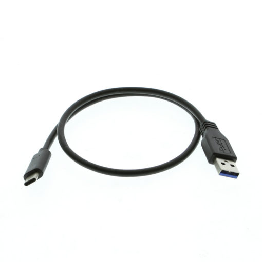 USB 3.0 Type-C Male to A Male USB cable