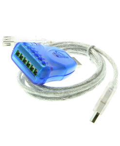 Mini USB to Serial Adapter with Cable