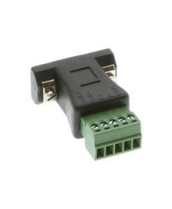 US-485TBP Terminal Block Molded Signal Markings
