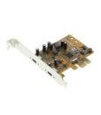 CG-2PTCX1PCIe 2-Port USB-C USB3 PCIe X1 Card
