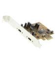CG-2PTCX1PCIe PCIe-X1-Card Adapter