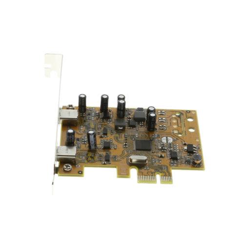 CG-2PTCX1PCIe PCIe x1 UCB-C Card