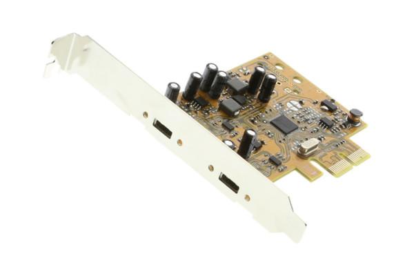 CG-2PTCX2PCIe 2-Port Type-C USB3 PCIe-X2-Card