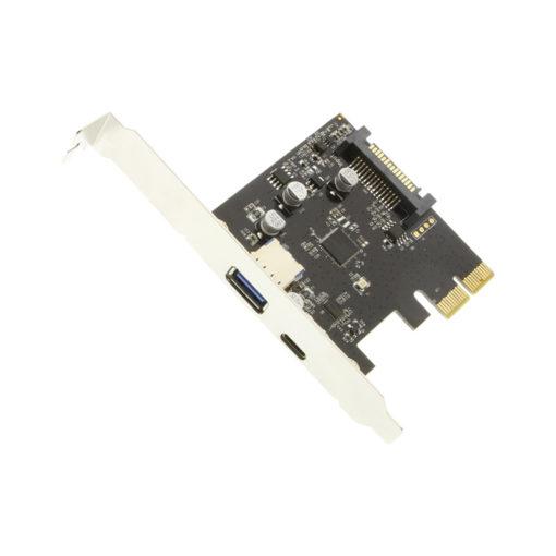 USB 3.1 PCIe Host Controller Card Card