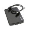 USB-31SA25C USB 3.1 SATA 2.5″ HDD Enclosure Connector