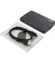 USB-31SA25C USB 3.1 SATA 2.5″ HDD Enclosure Pkg