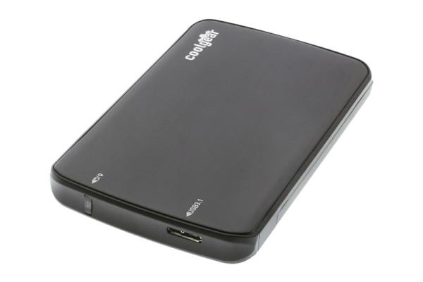 """USB-31SA25MB USB 3.1 SATA 2.5"""" HDD Enclosure"""