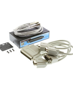 USB2-4COM-M-CBL USb 2.0 to Serial Adapter Package Contents