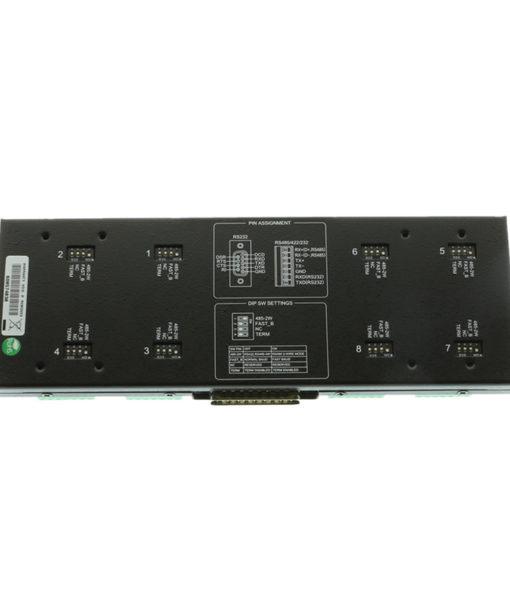 Dip switch controls