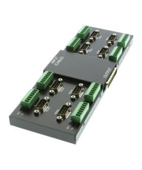 rs232 pci module expansion box