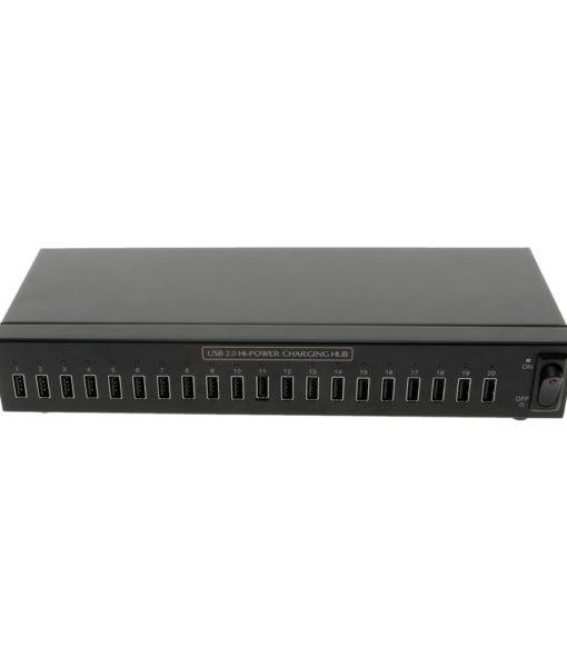 U2CHGRHUB20 20 port USB Charging Hub