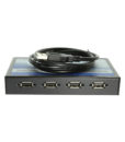 USB Ports for Isolated Hub