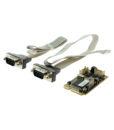 Mini sized PCIe Card
