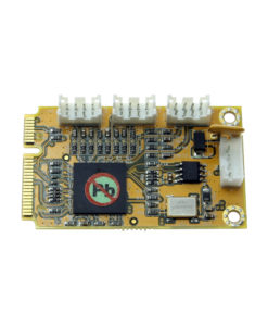 IEEE 1394B 3-Port Mini PCIe Card Kit