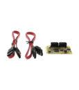 2-Port SATA III Mini PCIe RAID Card