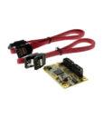 SATA 3 RAID PCIe card and cables