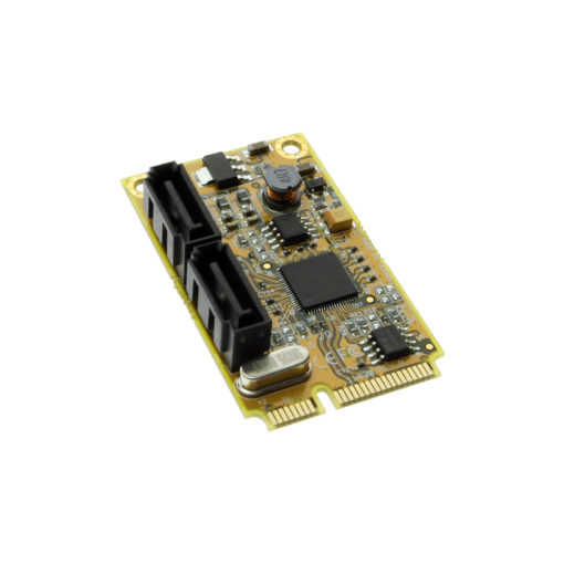 SATA 3 mini RAID PCIe card