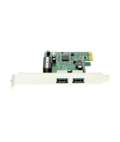 USB 3 PCIe Card Ports
