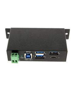 USB C Hub USB 3.1 Gen1 4 port hub