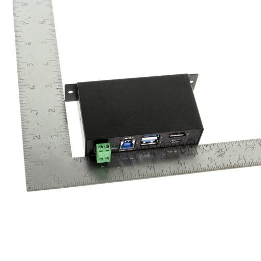 USB C Hub 4 Port USB 3.1 Gen1 SuperSpeed Type-B Upstream