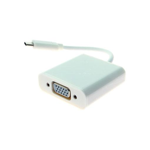 Female VGA port from USB C Host