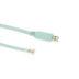 Integrated FTDI serial console cable