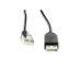 USB-A to RJ45 serial connectors