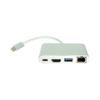 RJ45, USB 3.1 A, HDMI, and USB C PD ports