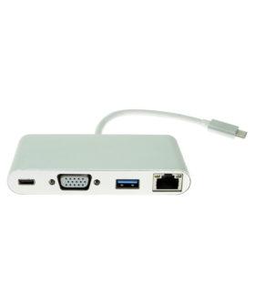 USB C to VGA Multi Function Adapter