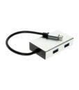 Compact Plug and Play USB-C Hub