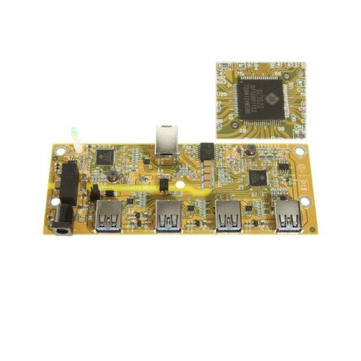 CG-U31iS4PH circuit board with hub chip