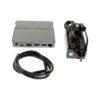 USB C Docking Station w/Gigabit Ethernet Package Contents
