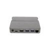 USB-C Docking Station Mini with Gigabit Ethernet RJ45