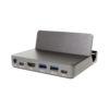 USB C Docking Station Universal Mini format