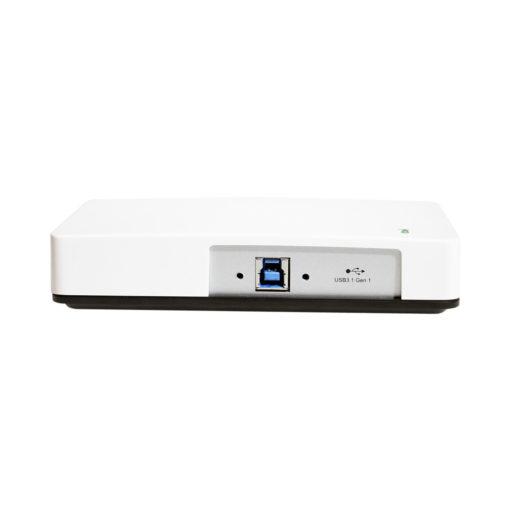 Upstream USB-B Port