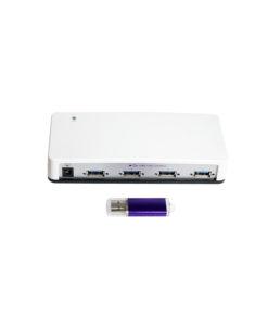 USB 3.1 4 Port Isolated Hub Size