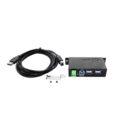 USB 3.1 Gen1 4 Port Hub Package Contents