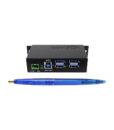 USB 3.1 Gen1 4 Port Hub Size