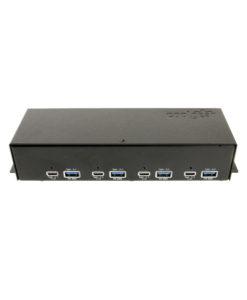 USB-C and USB-A Charging Ports