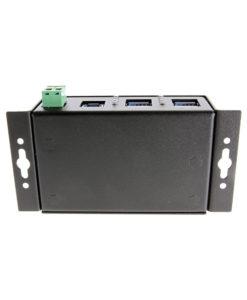 4 Port USB 3.1 Hub Mounting Flange