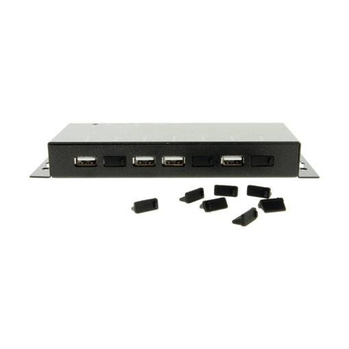 USB Type-A Female Port Silicon Rubber Anti-Dust Plug