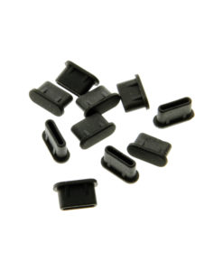 USB Type-C Port Silicon Dust Plugs