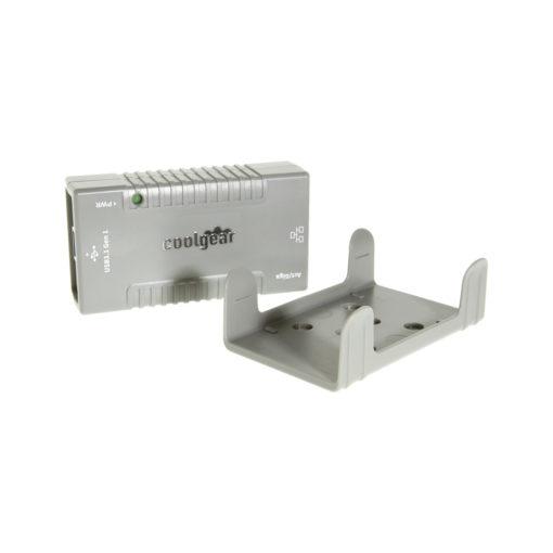 Gigabit Ethernet USB 3.1 Gen1 Adapter with 4kv isolation